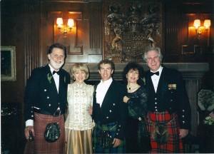 Jamie, Helen Mirren-Taylor-Tony-Ciji-Scotland wedding