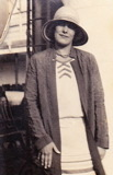 Ruth Ware '29 Flapper