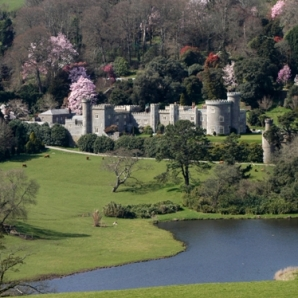Caerhays_Castle